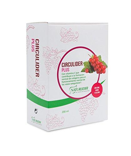 Naturlíder Circulíder Plus Suplementos para Belleza y Piel, Aparato Cardiovascular - 20 Unidades