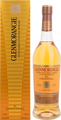 Glenmorangie THE ORIGINAL 10 Years Old Ray of Light Edition 40% Vol. 0,7 l + GB