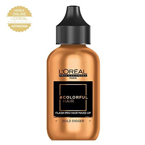 L'Oreal Professionnel Riflessanti Fattore Di Protezione Solare, Gold - 60 Ml