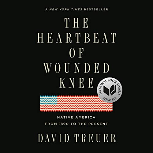 Page de couverture de The Heartbeat of Wounded Knee