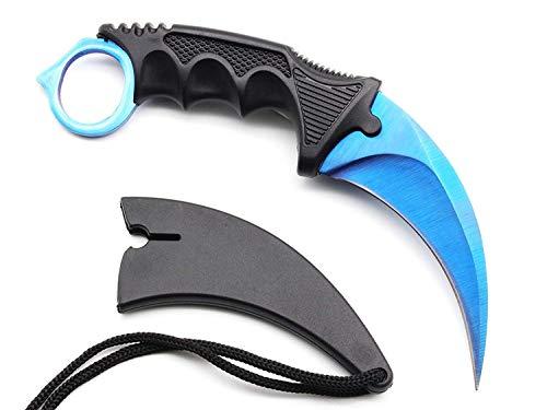 Nvetls - C-S, herramienta de imitación con funda para aficionados al juego y actividades al aire libre (azul)