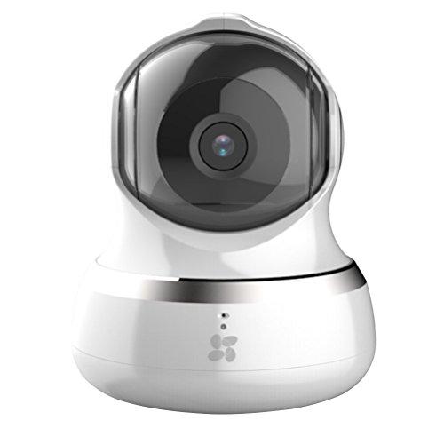 EZVIZ C6B - Dôme de surveillance sans fil Caméra IP 960p HD,...