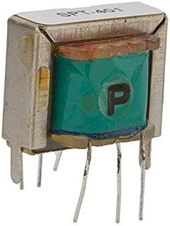 EI-19 Audio Transformer, 5 pcs/Pack, 1.2K:8 Ohm Impedance, Isolation Output XFMR