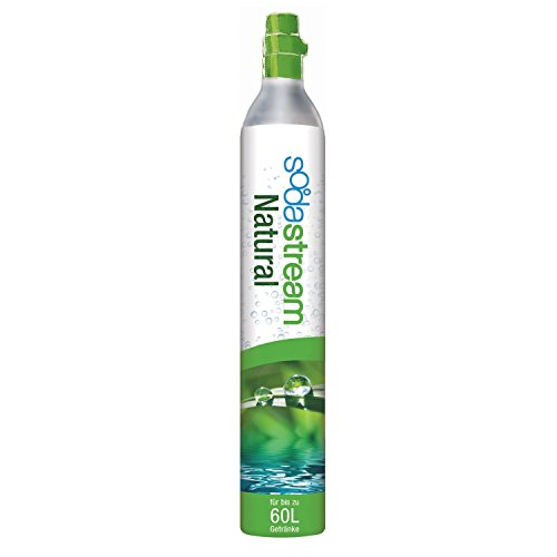SodaStream Reserve-Zylinder Co2, voll, für ca. 60L Sprudel