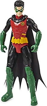 BATMAN 12-inch Robin Action Figure for Kids Aged 3 and up