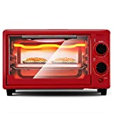 NLRHH Multifunzione Mini Forno 11L Built-in Rame Cucina elettrica incorporata in elettrodomestici da Cucina Toast (Colore: Rosso) Peng (Color : Red)