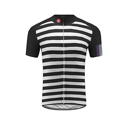 Uglyfrog+ 2019 New Herren schließen Hülsen Zyklus Jersey Kurzarm Fahrradtrikot Fahrrad Hemd Fahrrad Top Outdoor Sports Radfahren Männer Trikot