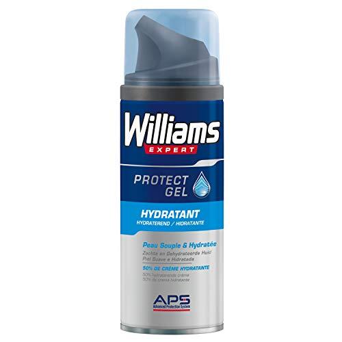 Williams gel à raser hydratant 200ml
