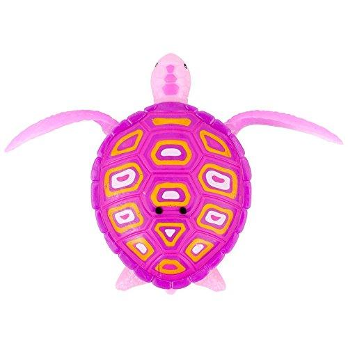 Robo Turtle - Die schwimmende Roboter Schildkröte - Rosa [UK Import]