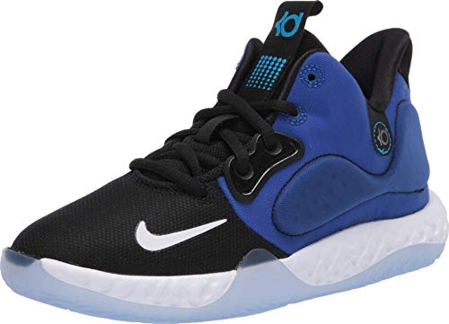 Nike Kids KD Trey 5 VII (Big Kid) Racer Blue/White/Black/Blue Hero 4 Big Kid