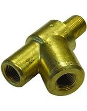 Raid hp 660429 - Adaptador de rosca en Y para montaje de sensor de presión de aceite (M10 x 1)