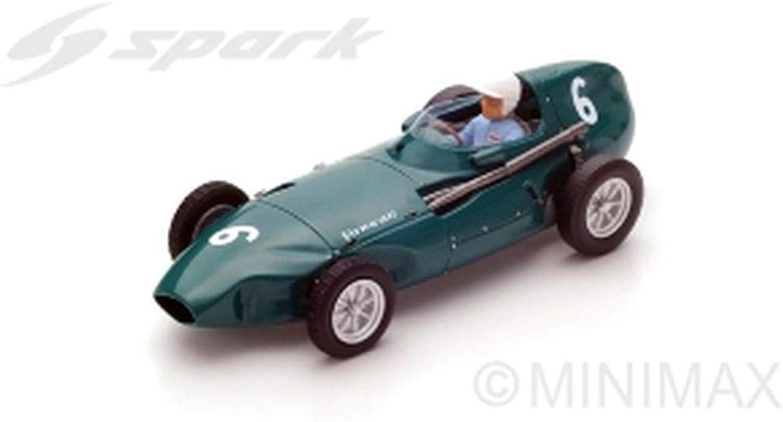 exclusivo SPARK Coche en Miniatura de colección, colección, colección, s4871, verde  hasta un 60% de descuento