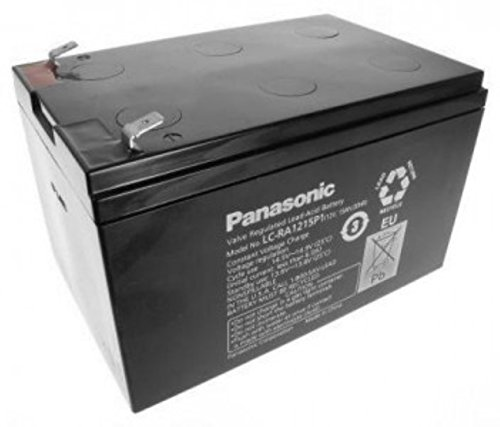Panasonic Lead acid battery (Panasonic), Panasonic: LC-RA1215PG1 (Faston 250 - 6,3mm) AKKU 12-15 (F250) Panasonic LC-RA1