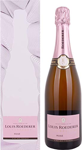 Louis Roederer Champagne Brut Rosé 2014 ohne Geschenkpackung Champagner (1 x 0.75 l)