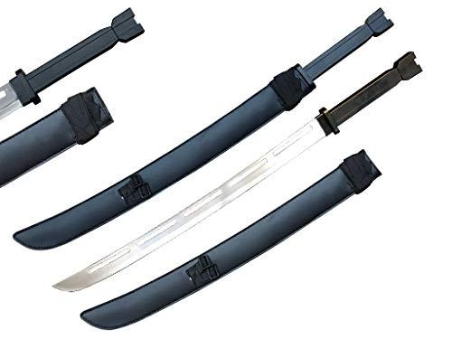 42″ Hawkeye Fantasy Ronin Tactical Samurai Sword Movie Metal Cosplay Costume Replica