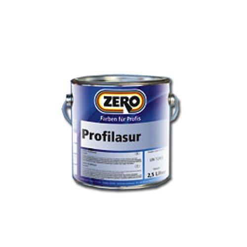 Zero Profilasur 2,5 Liter Ebenholz