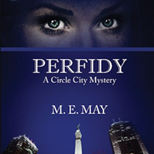 Perfidy audiobook cover art