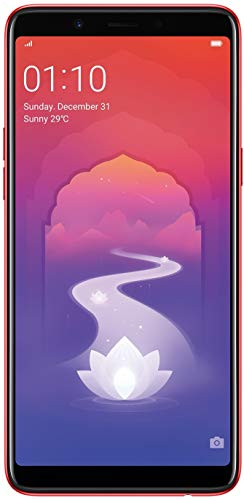 Realme 1 (Solar Red, 6GB RAM, 128GB Storage)