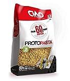 Ciao Carb - Arroz proteico, pasta proteica, 1 paquetes (1 x 500 g), alto contenido de proteínas (60%) Titolo