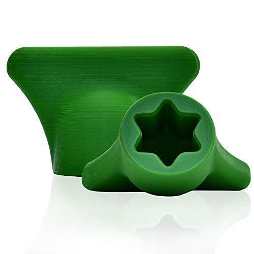 mix-slider - Masa para Thermomix, accesorio para robot de cocina Vorwerk TM31 3D, fabricado en Alemania (verde)