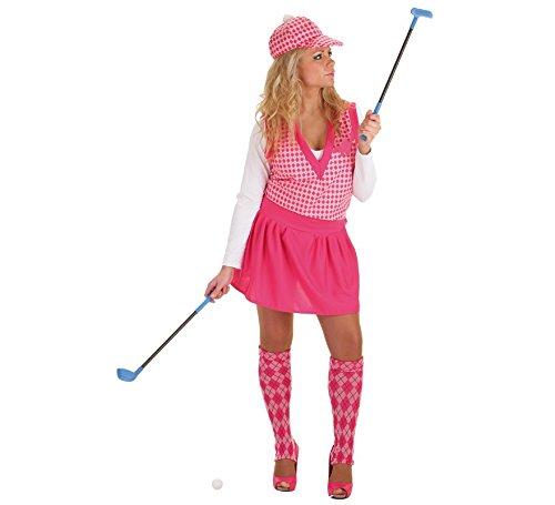 LLOPIS  - Disfraz Adulto jugadora Golf