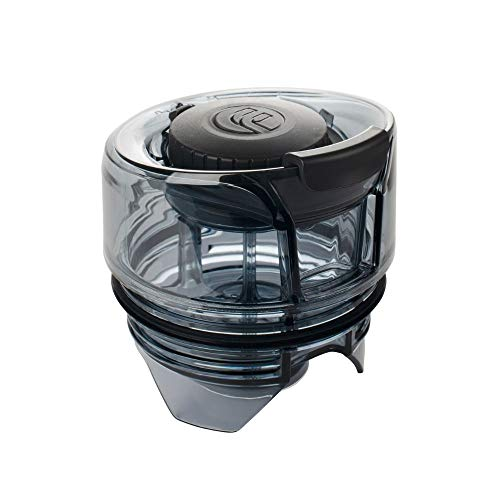 FlasKap MADIC 9 Tumbler Lid, Compatible for 30 oz Press-Fit Insulated Tumblers, Reserve Tank, Leakproof, Spill Proof (9 oz Capacity, Black)