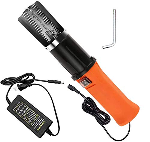 Speder Fish ScalerSpeder Corded Electric Fish Scaler Remover Kit with Waterproof Powerful...