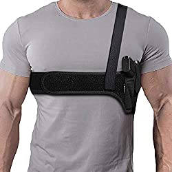 top rated Shoulder holster AIKATE (39 inches, right) 2021