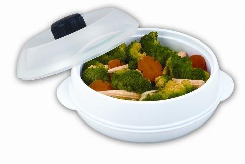 Microwave Vegetable Steamer | Microwave Food Steamer | Healthy Diet