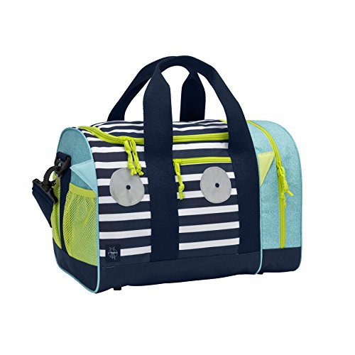 Lässig GmbH–Bolsa de deporte, color Multicolor (Navy Turquoise)