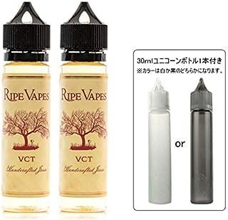 VCT 120ml(60ml × 2本)【30mlユニコーンボトル1本付き】/ Ripe Vapes