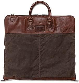 Moore and Giles Gravely Garment Bag Waxwear Rangertan
