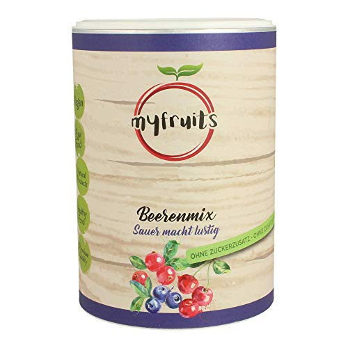 myfruits® Beerenmix
