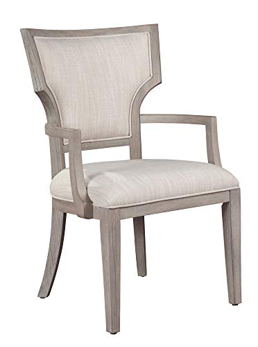 Hekman Furniture Fan Back Arm Chair