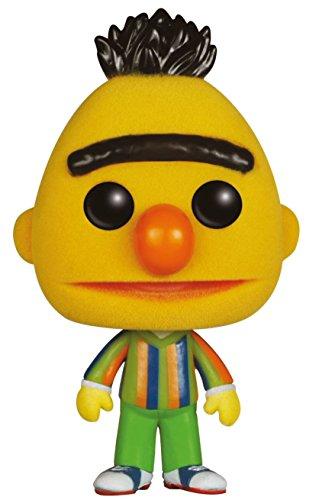 Funko 7134–Elmo Bert Flocked
