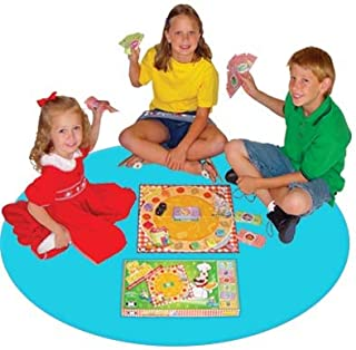 Super Duper Publications Go for The Dough Vocabulary Word Meaning Board Game Educational Learning Resource for Children