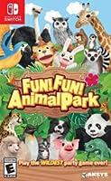 FUN! FUN! Animal Park Nintendo Switch 楽しいよ! 楽しいよ! アニマルパークニンテンドースイッチ 北米英語版 [並行輸入品]