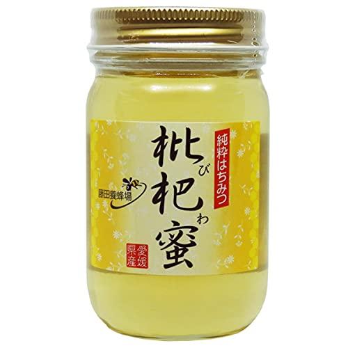藤田養蜂場 杏仁のような 気品ある味わい 冬に咲く花 枇杷 愛媛 びわ蜂蜜 ハニーオブザイヤー2019 国産部門 優秀賞受賞