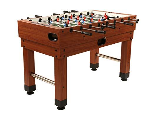 Bandito Kicker Multigame 9in1 (ST) inkl. Zubehör, Multifunktionstisch; Kicker, Billard, Speedhockey und weitere