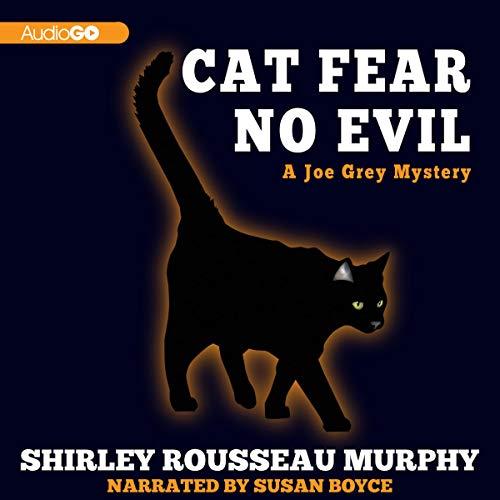 Cat Fear No Evil cover art