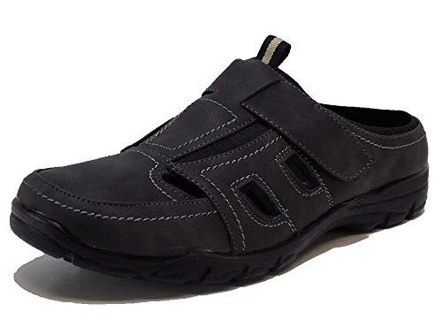 Magnus Herren Clogs Sabots Slipper (248D) Sneaker Schlappen Pantoletten Schuhe Neu Größe 41 EU