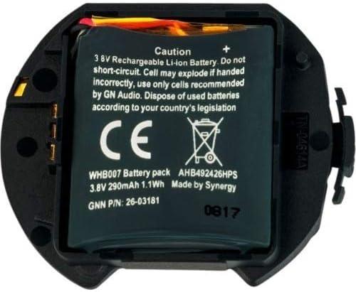 2021 Jabra Engage Battery new arrival online sale Pack 14151-09 online sale