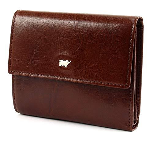 Braun Büffel Basic Secure Geldbörse RFID Leder 12 cm