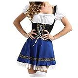 LSAltd Mode Frauen Bier Festival Dress schöne quaste Maidservant Dress Festival Cosplay kostüme