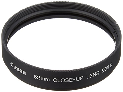 Canon Lente Close Up 52mm para 500D