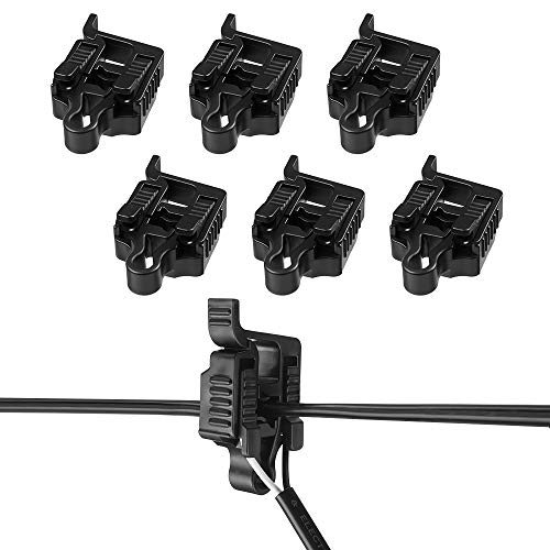 Low Voltage Wire Connectors Landscape Lighting Connectors 12-18 Gauge UL Listed Landscape Wire Splice Connector, Low Voltage Connectors for Landscape Lighting/Pathway Light/Spotlight - 6 Pack