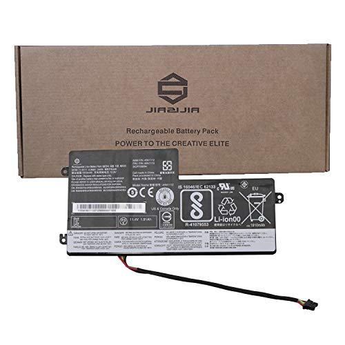 JIAZIJIA 45N1112 Laptop Battery Replacement for Lenovo ThinkPad T440 T450 T450S T460 X240 X240S X250 X260 Series Internal 45N1113 45N1111 01AV459 45N1109 45N1773 121500145 11.4V 24Wh 2060mAh