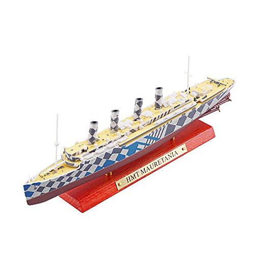 Lllunimon Mauritania Crucero Modelo Modelo Clásico Lujo Crucero Simulación Aleación Modelo Colección Adornos