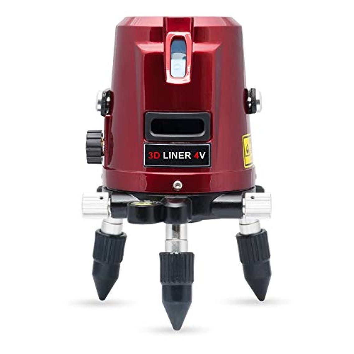 謝る間違っている降伏ADA Instruments レーザー墨出し器 3Dライナー4V 受光器(別売りLR60)対応 コンパクト 高輝度 墨出し機 墨出器 オート―レーザー 墨出しレーザー 送料無料