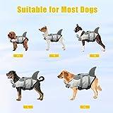 Zoom IMG-2 giubbotto salvagente per cani con